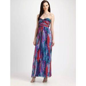 Laundry by Shelli Segal Violetta Strapless Dress